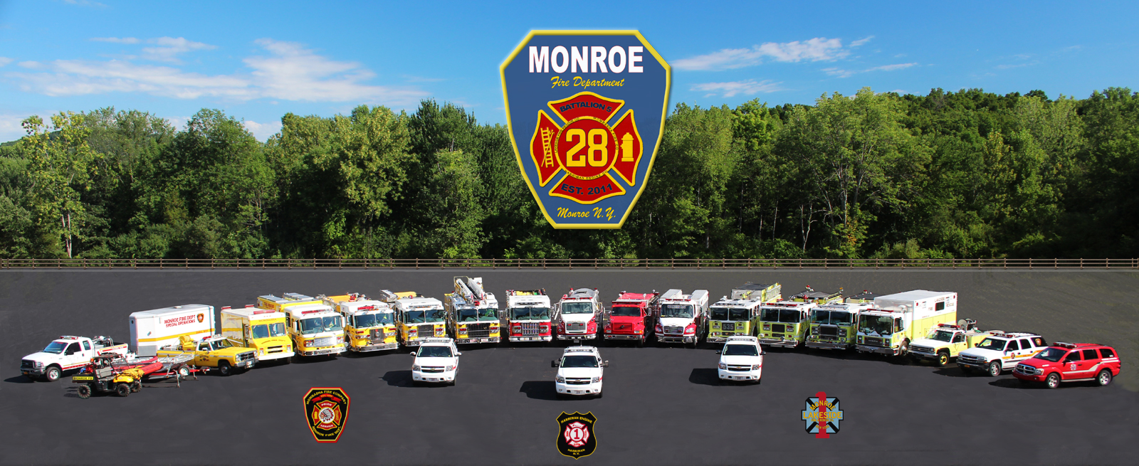 Monroe Joint Fire Apparatus