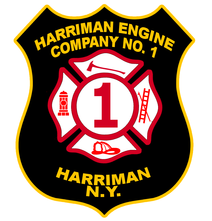 Harriman Engine Company #1 Badge