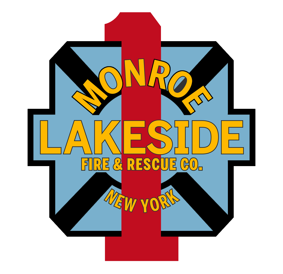 Lakeside Fire & Rescue Badge